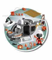 Pinypon Action Helicóptero de Rescate 1 Figura Pin y Pon y Accesorios Juguetes