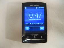 Sony Ericsson  Xperia X10 mini pro U20i - Rot/Schwarz (Ohne Simlock) Smartphone