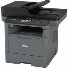 Brother - MFC-L5900DW Wireless Black-and-White All-In-One Laser Printer