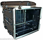 Rack Case 8U Space Light Weight Amp Effects ABS 16.5