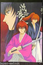 Japan Rurouni Kenshin Animation Art book: Rurounin