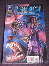 WILDSTORM COMICS - DEATHBLOW BYBLOWS #2