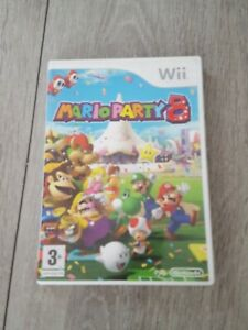 Mario Party 8 - Nintendo Wii - PAL FR - COMPLET - COMPLETE IN BOX