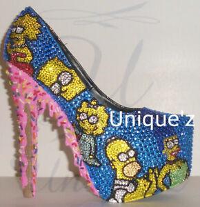 The Simpsons Heels