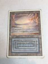 Underground Sea MTG Card - Revised Edition - Dual Land - Magic The Gathering