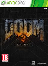 Doom 3 XBox 360 *in Excellent Condition*