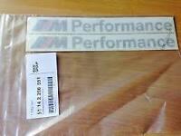 M Performance Decal Badge Set Genuine BMW 51142296551 x 2