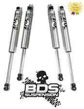 "2005-2016 Ford F-250 F-350 BDS FOX Shocks 2.0 Front Rear Shocks for 8"" Lift kits"