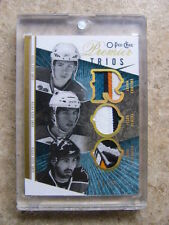09-10 OPC Premier Trios Patches COUTURE DEMERS FERR /15