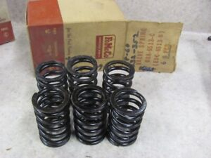 NOS Ford Edsel Mercury Valve Springs 239 V8 Set of (6) B8A-6513-C
