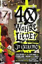 IN EXTREMO - 40 WAHRE LIEDER-LIMITED  LORELEY-FANBOX (2CD/3DVD)  4 CD+DVD NEW!