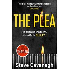 Steve Cavanagh - The Plea *NEW* + FREE P&P