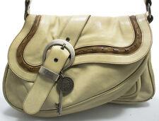 Christian Dior Gaucho Double Saddle Shoulder bag Schultertasche Tasche Rare