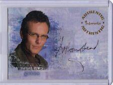 Buffy Vampire Slayer Reflections Autograph card Anthony Head auto Giles A1 TVS