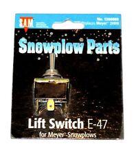 Lift switch, E47 Snow Plow, Meyer 21919 , part #1306080