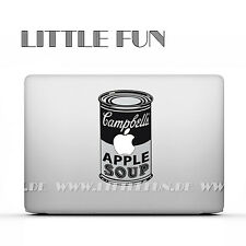 "Macbook Aufkleber Sticker Skin Decal Macbook Pro13"" 15"" Macbook Air 13"" Dose B47"