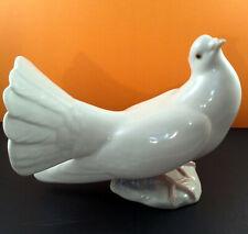 Lladro Love Dove Porcelain Figure Pigeon
