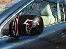 Licensed Nfl Atlanta Falcons Car Mirror Covers (2-Pack) - Trucks/Large Suv's