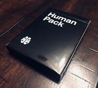 Cards Against Humanity - The Human Pack - Expansion Pack Sealed New