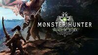 Monster Hunter World | Steam Key | PC | Digital | Worldwide |