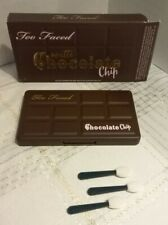 Too Faced Matte Chocolate Chip Brand New In Box- Authentic! FAST SHIPPING!
