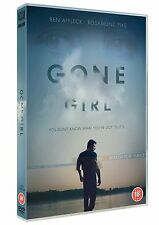 GONE GIRL      BRAND NEW SEALED GENUINE UK DVD