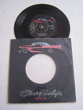 "RECORD  7 "" ,  45 T VINYL  JUKE BOX , EDDIE COCHRAN , CUT ACROSS SHORTY ."