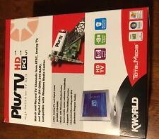 KWORLD PlusTV HD PCI-115 High Definition TV Card