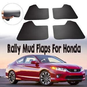 For Honda Acura Mudflaps Sport Splash Guards Mud Flaps Mudguards