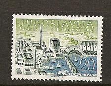 """YUGOSLAVIA 1959 #881 mnh """"JUFIZ IV, DUBROVNIK"""" E033d"""