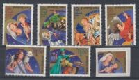 2000 New Zealand~Christmas~Unmounted Mint~Stamp Set~ UK Seller~