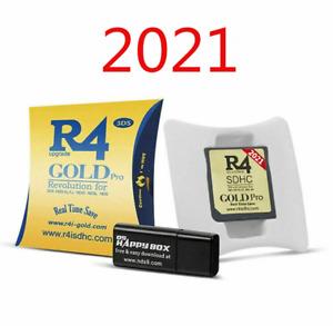 Für R4i Gold Pro 2020 Für DS / 3DS / 2DS Revolution Cartridge mit USB-Adapter