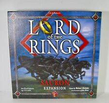 The Lord Of The Rings Sauron Expansion Set Board Game GREAT LOTR Game!