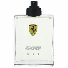 Scuderia Ferrari Red by Ferrari 4.2 oz edt Cologne Men New Tester