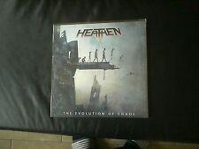 Heathen -The Evolution Of Chaos - Vinyl LP  Mascot Records