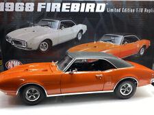 GMP/ACME 1/18 Scale 1968 Pontiac FIREBIRD Limited Produced VERY RARE ORANGE