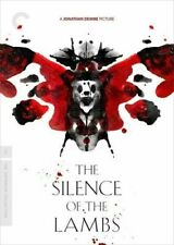 Criterion Collection Silence of The Lambs DVD