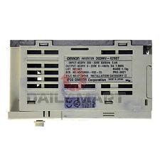 OMRON INVERTER 3G3MV-A2007 0.75KW 220V PLC MODULE NEW