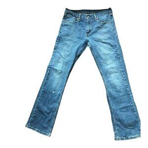 Levi's 527 Mens Vintage Casual Jeans