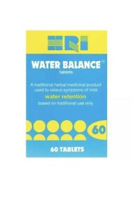 HRI Water Balance Tablets 60 Tablets. Free Delivery