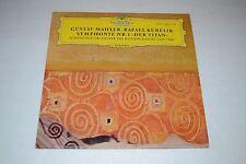 Gustav Mahler~Rafael Kubelik~Symphonie Nr. 1~Der Titan~IMPORT~FAST SHIPPING