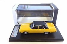 Dodge Dart Gran Sedan 1976 - Yellow - PREMIUM X 1:43 DIECAST MODEL CAR PRD395