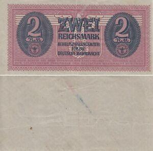 Deutsche Wehrmacht, 2 RM o.D.(1942), Ros.506