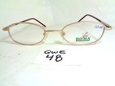 Nos Vintage VIVA ROMA Eyeglasses frame VR 531 Tortoise Gold (QWE-48)