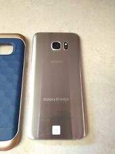 Samsung Galaxy S7 edge SM-G935 - 32 GB - Gold Platinum (Verizon) Smartphone