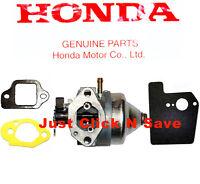 HRS216 PKA SKA VKA Lawn Mower Carburetor INSULATOR GASKET 9 HONDA HRR216 5
