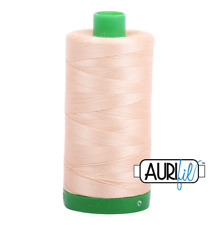 Aurifil Cotton Quilting Thread 40wt - 1000m - 2315 - Pale Flesh