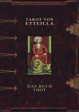 Das Buch Thoth Tarot Deck Karten nach Aleister Crowley Wahrsagen Wicca