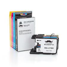Moustache® 4PK LC75 Ink Cartridge For Brother MFC-J6710DW J6910DW J825DW J835DW