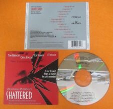CD SOUNDTRACK WOLFGANG PETERSEN'S SHATTERED Alan Silvestri 1991 USA MILAN (OST6)